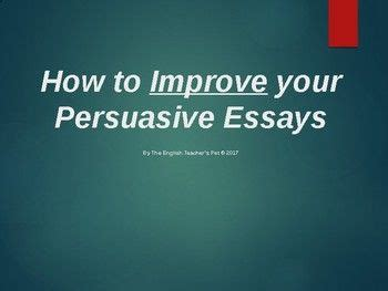 Argumentative essay on slang